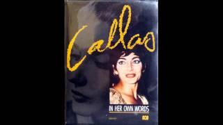 Callas - Ah! Partiamo, i miei tormenti (Il Pirata) - with commentary from Nicola Rescigno
