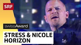 Stress featuring Nicole Bernegger mit Horizon - SwissAward