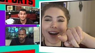 McKayla Maroney- Hey Drake...Let's Team Up On a Track! | TMZ Sports