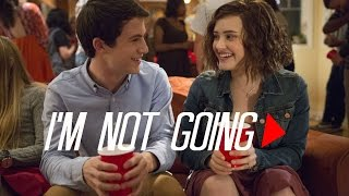 13 reasons why - //I'M NOT GOING - CLAY//