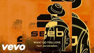 SeeB - What Do You Love (feat. Jacob Banks) (Audio)