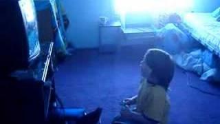 Little Boy vs. Video Games