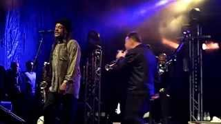 UB40 perform Groovin (out on life) Live at Heartlands 2014