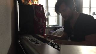 Axwell Λ Ingrosso - On my way [piano cover] by David Komar