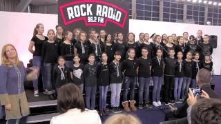 "ROCK RADIO: Poseban pozdrav ROCK radiju od O.Š ""Ivo Andrić"""