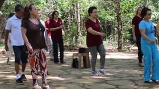 Dança Sênior 4 Parque Olhos de Água em 15.10.2016