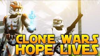 Star Wars Battlefront 2 (2017): DICE Listening to Clone Wars Feedback!