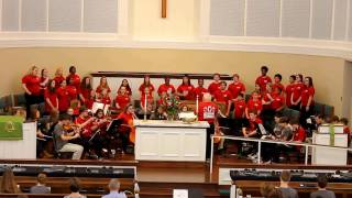 I Choose Love sung by Crossflame Youth Choir & Orchestra