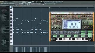 The Chainsmokers - Roses Synth Tutorial on Sylenth1