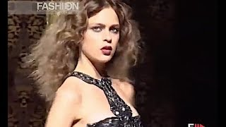 ROBERTO CAVALLI Fall 2004 2005 Milan - Fashion Channel
