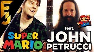Super Mario Bros. Theme feat. John Petrucci   FamilyJules