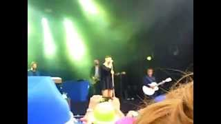 Ether hooverphonic ( live @ Ronquieres Festival 2014)
