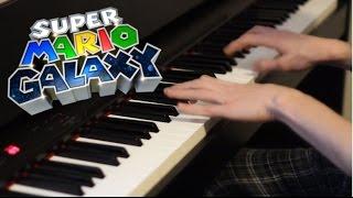 Super Mario Galaxy - Space Junk Galaxy (Piano Cover)