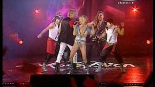 Moldova Finalist Eurovision 2010 Sunstroke Project & Olia Tira - Run away(live)