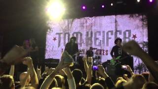 Cinderella's Tom Keifer - Gypsy Road Live 2015