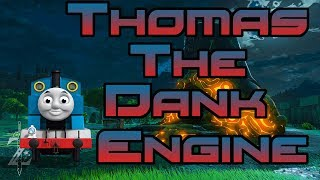 THOMAS THE DANK ENGINE IN BOTW!? // Zelda: Breath of the Wild Mods (Cemu 1.11.2 mods)
