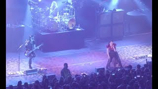 Evanescence live at London 2017