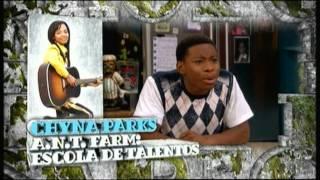 G.I.R.L.S. - A.N.T. Farm - Escola de Talentos