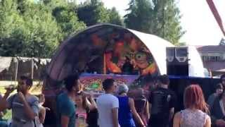 Apollyon Live @ Noise Poison Festival 2015