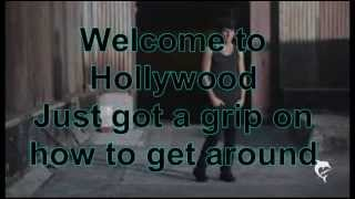 Mitchel Musso - Welcome to Hollywood (Lyrics + Übersetzung)