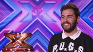 Andrea Faustini sings Jackson 5's Who' Lovin You | Room Auditions Week 1 | The X Factor UK 2014