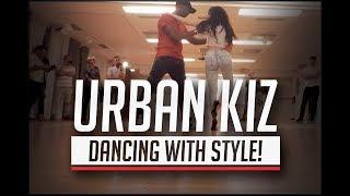 Jazzy & Teresa Urban Kiz Dance @ Sweden Kizomba Festival 2017 / Alicia Brito - Feel Safe