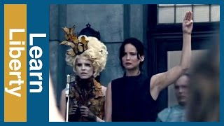 Liberty and Security: Real World Dilemmas of the Hunger Games - Learn Liberty