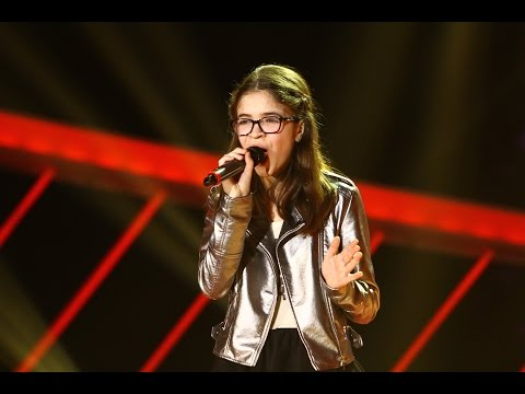 "Adele - ""When we were young"". Ana Silion, din Galați, la Next Star"