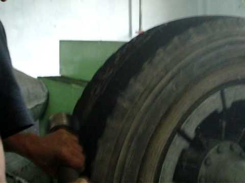 Bangladesh, Habiganj, Tyre factory