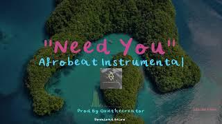 ''NEED U'' Mr Eazi ft Runtown & Maleek Berry Type Beat | Afrobeat Instrumental 2018
