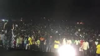 Abiude leva o publico da Lucala (Kuanza Norte) a loucura...