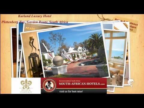 Relais & Chateaux Hotels, South Africa