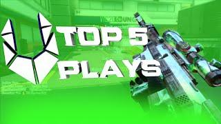 Top 5 Plays of the Week Ft. Viirus and Feedz