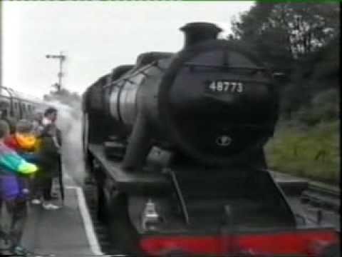 Archive Steam 9 Severn Valley Railway part1 c1994