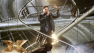 Ben Haenow sings Imagine Dragons' Demons | The Final | The X Factor UK 2014