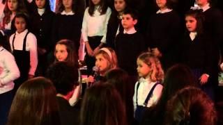 Coro Infantil de Santo Amaro de Oeiras na Aldeia Natal da Capinha