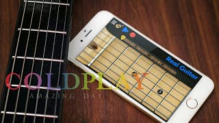 Real Guitar (Coldplay - Amazing Day)