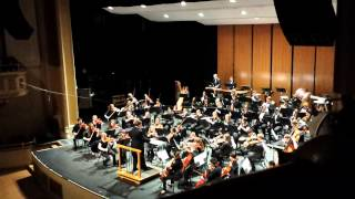 Variations on a Shaker Melody -Mobile Symphony Youth Orchestra