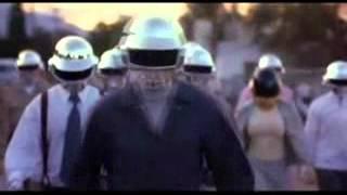 Daft Punk's Electroma (Trailer)
