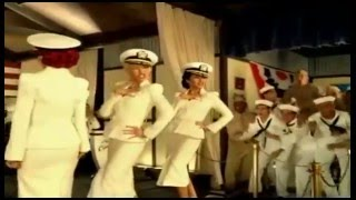 Christina Aguilera and Andrews sisters - Boogie Woogie Bugle Boy