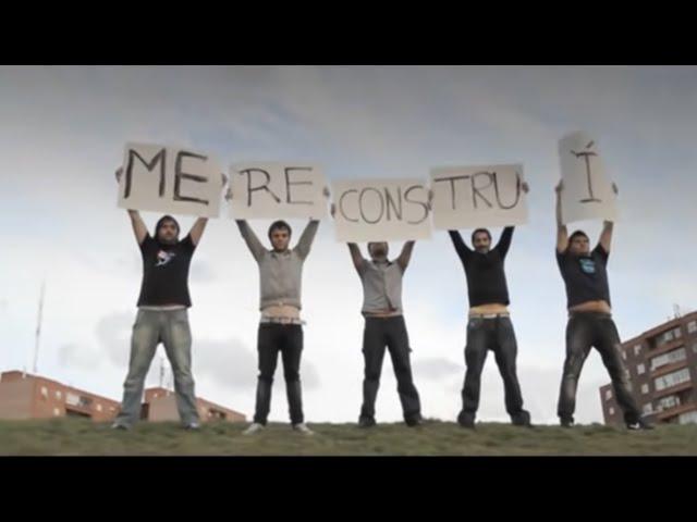 Videoclip oficial de 'Gracias', de Despistaos.