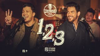 Cleber & Cauan – 1,2,3 | Acústico FS Studio Sessions Vol. 01