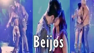 RBD - Beijos (Live In Rio) HD