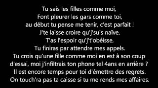 Maitre Gims ft Vitaa - Game Over [Official lyrics]