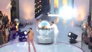 DWTS! RUMER WILLIS & VAL CHMERKOVSKIY LIVE IN PERSON! THE FINALE!  Behind the scenes!