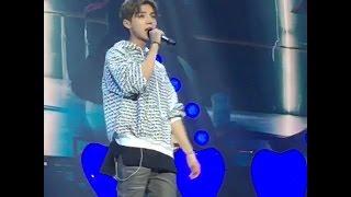 20161119 LuHan - Catch Me When I Fall LIVE (Da Zhangwei's Concert)