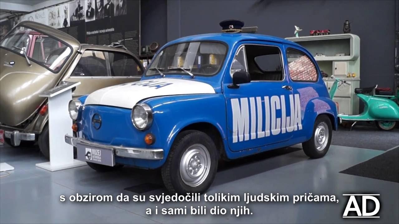 Zastava 750 documentary - Socialist Minicar