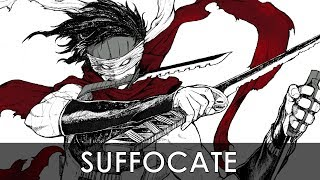 「AMV」Anime mix- Suffocate
