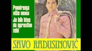 Savo Radusinovic-Zovite me gospodine (uzivo)
