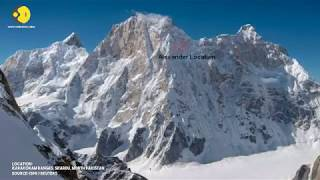 Pakistani helicopter plucks stranded Russian climber from peak